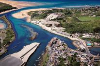 How the North Quay housing and business scheme in Hayle, Cornwall, is planned to look